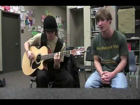 Blake Baxter and Anthony Phillips - The Scientist - Coldplay (Cover)