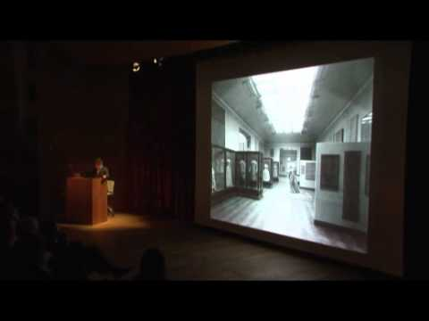Lecture: Past, Present, Future: Exhibitions at the Metropolitan Museum of Arts 1/3