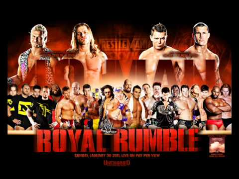WWE Royal Rumble 2011 Full Official Matches + Real Link to Watch...