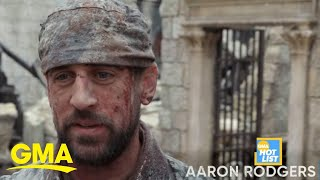 'GMA' Hot List: NFL star Aaron Rodgers makes cameo in 'Game of Thrones'