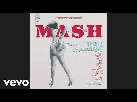 Johnny Mandel - Theme From Mash Suicide Is Painless