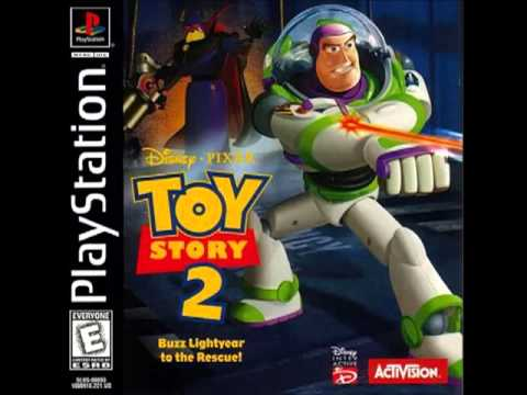 Toy Story 2 OST - Alleys and Gullies