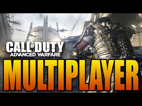 Call of Duty: Advanced Warfare Multiplayer Playable at Gamescom! (COD 2014 Online Reveal)