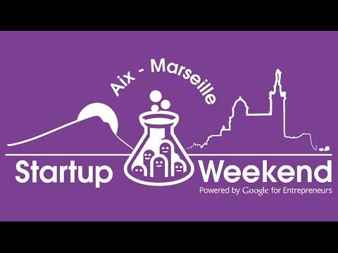 Startup Weekend Aix-Marseille Restitutions du Dimanche soir