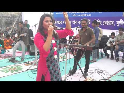 tumi Konba Deshe Folk Song Live In A Concert By Zhilik video