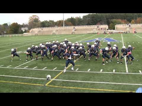Phillips Andover Academy -  Haka War Dance