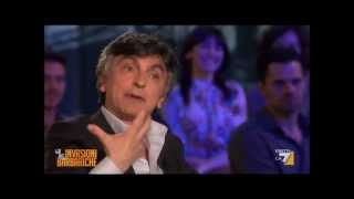 Vincenzo Salemme a Le Invasioni Barbariche Parte 1 - 2012 03 09.wmv