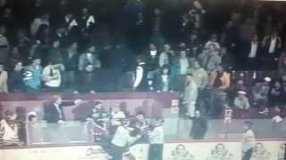 QMJHL Halifax vs Laval - Crazy Women vs Penality Box!