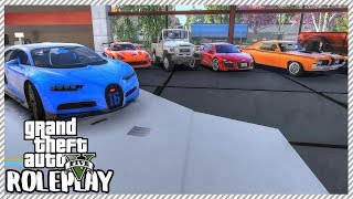 GTA 5 ROLEPLAY - Opening Redline Garage & Selling Real Cars | Ep. 472 Civ