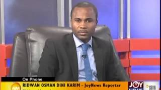 AM Talk - Joy News (21-7-14)