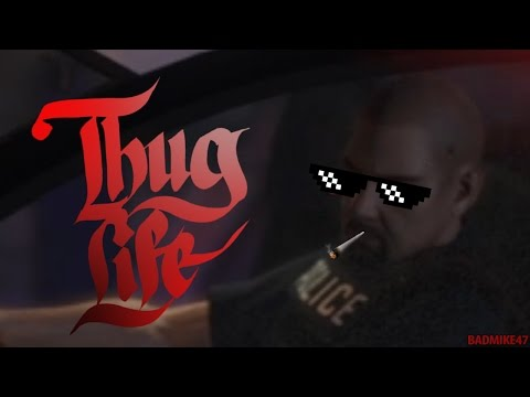 GTA 5 THUG LIFE Compilation OCTOBER 2016 (Ultimate GTA V Thug Life) - Bad Mike