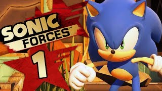 download lagu Sonic Forces - Gameplay Walkthrough Part 1  Join gratis