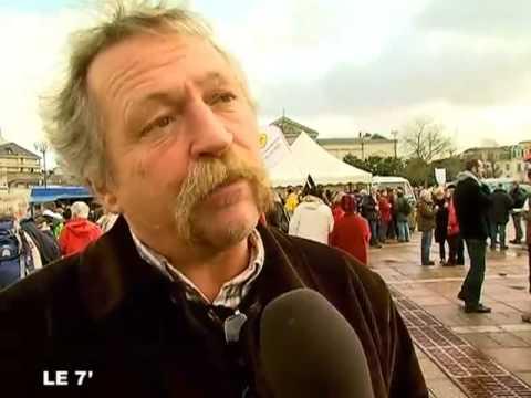 OGM : Des faucheurs jugés à Angers