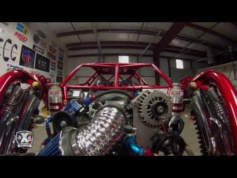 The Avenger Chronicles: Building the Ultimate 4X4, Off-Road Buggy for Extreme 4X4 Racing