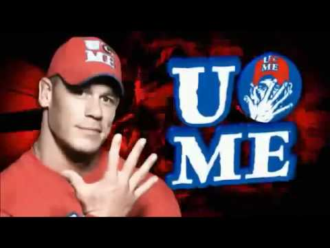 Wwe - John Cena Theme Song + Titantron 2013 (red Version) video