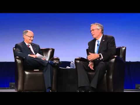 Jeb Bush: Everyone Should Have The Opportunity To Rise Up
