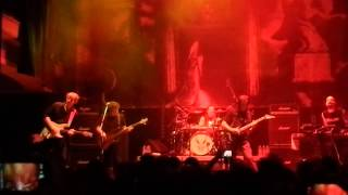 WARLORD - Battle of the living dead - Live in Athens 2014