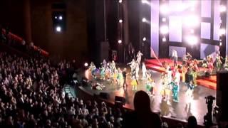 Финал концерта О. Газманова