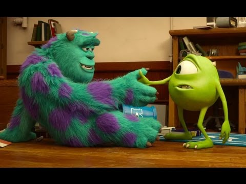 Monsters University – Official Trailer #2 (HD)