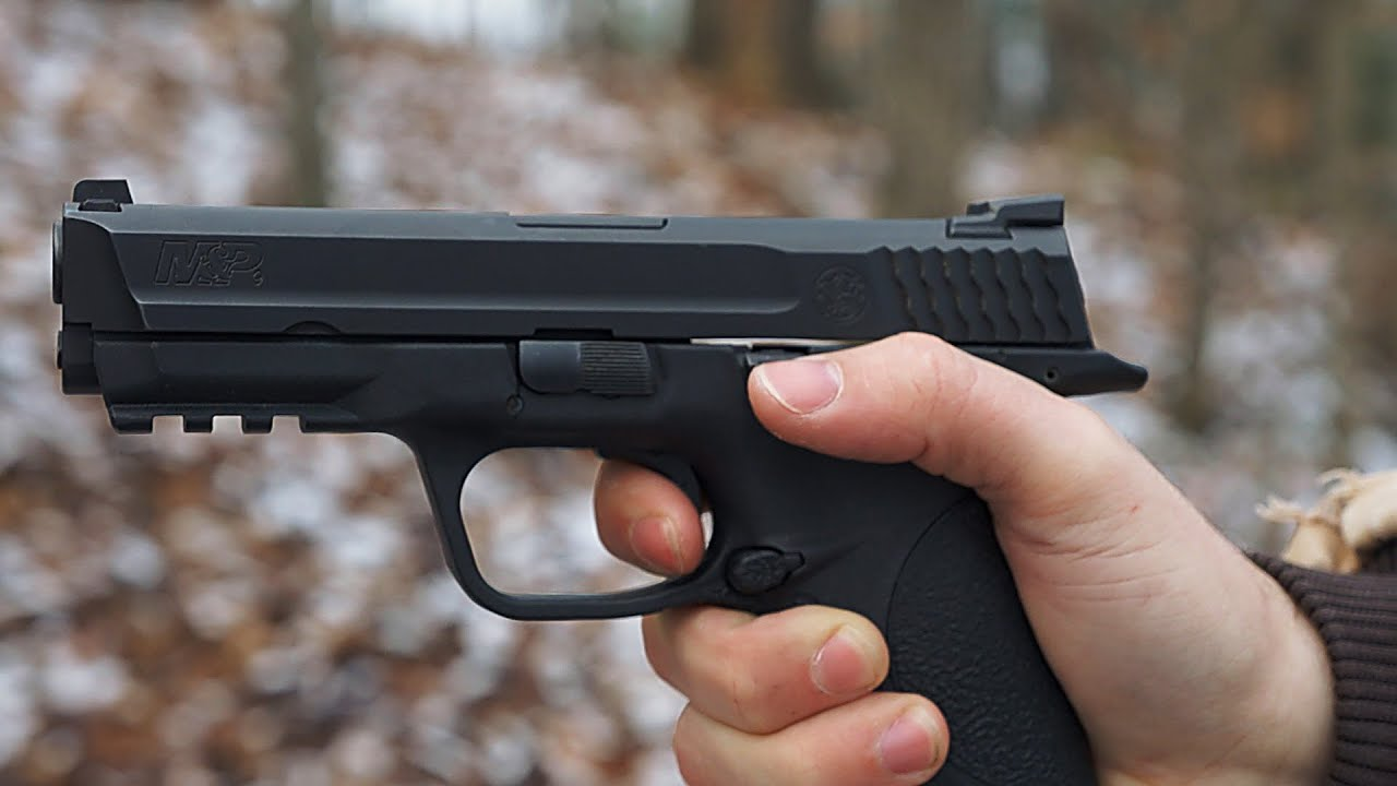 Smith and Wesson M&P 9mm Review - YouTube