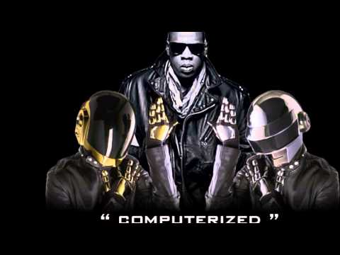 Daft Punk feat. Jay-Z - Computerized
