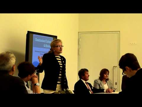 The Destination Culture Challenge at Turner Contemporary Hosted by Laura Sandys MP with Ed Vaizey MP