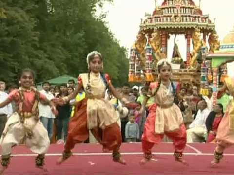 london tamil kids dance