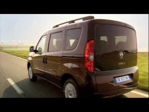 Обзор Fiat Doblo New 2010