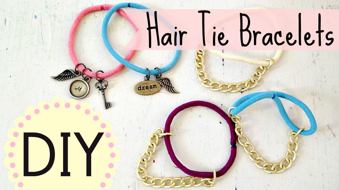Bracelet tutorial string easy