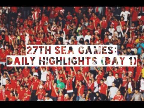 27th SEA Games: Daily Highlights (Day 1)