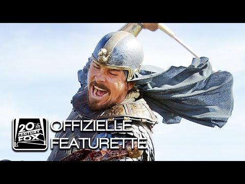 Exodus: Götter und Könige | Die Action | Featurette Deutsch HD