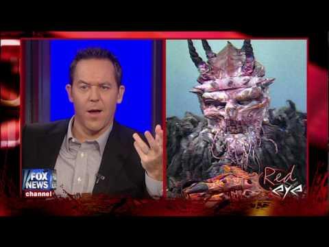 Red Eye On FOX News - 13th Appearance by GWAR...
