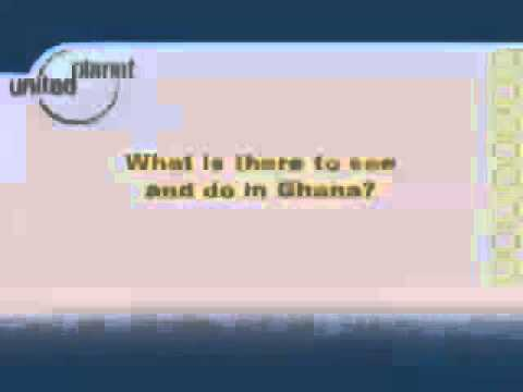 Volunteer Abroad With United Planet In Ghana video