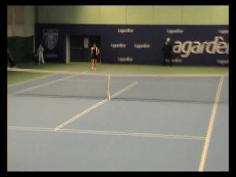 Aravane Rezai vs Stephanie Cohen Aloro part 2.WMV Video