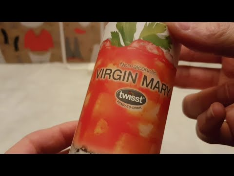 Twisst Non Alcoholic Virgin Mary - Random Reviews