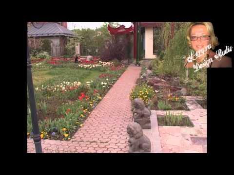 Телеканал Усадьба. Программа Ландшафтный Дизайн. Тема передачи: Садово-парковые стили.