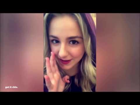 Chloe Lukasiak's Secret Book Shoot | Jordan Matter