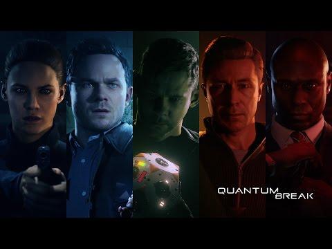 Quantum Break - Act 1 + Сериал (на русском языке)