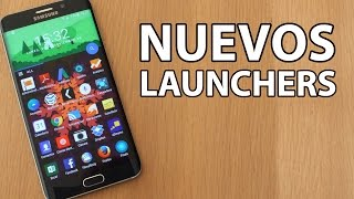 TOP Nuevos Mejores Launchers INCREIBLES para Android || Pro Android