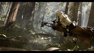 Star Wars Battlefront trailer teaser at Celebration 2015