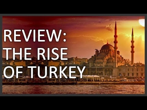 Book review: The Rise of Turkey by Soner Cagaptay
