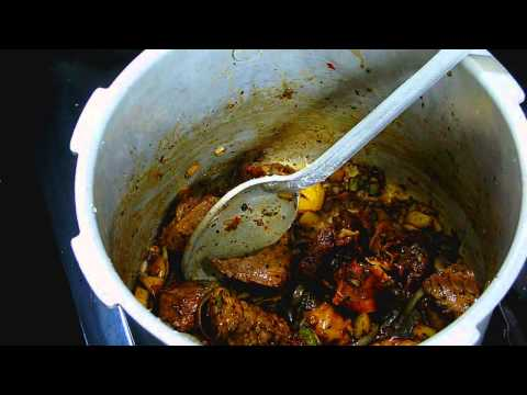 How to prepare and cook Stew Peas - Jamaicans Cuisine Favorite