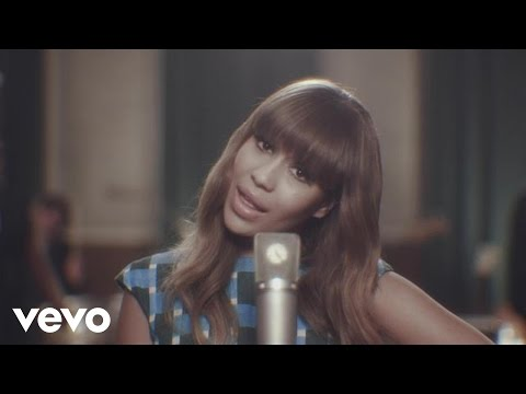 Rebecca Ferguson - Backtrack (studio Version) video