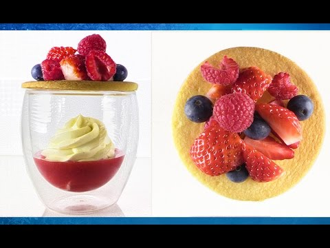 Easy Fruit Dessert Recipe HOW TO COOK THAT Ann Reardon