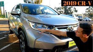 2019 Honda CR-V EX Under 30k? Review+Drive