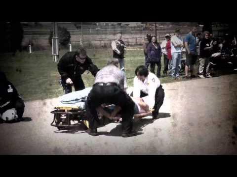 Comanche Nation Car Crash Simulation 2015