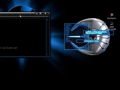install alienware for windows 7