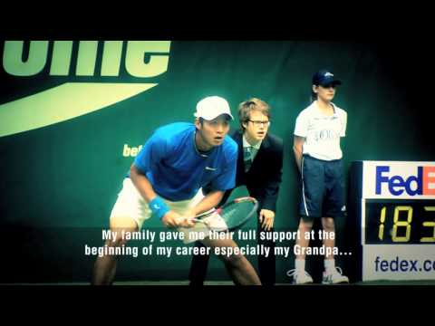Ze Zhang - ATP Player Profile Delivered by FedEx - 45 SEC