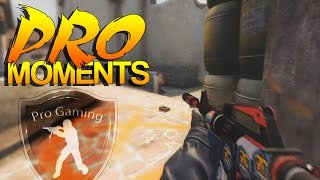 CS:GO - Best PRO Moments! (2014)
