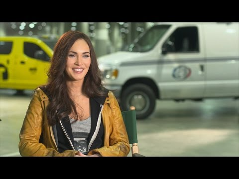 'Teenage Mutant Ninja Turtles' Megan Fox Interview